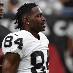 Ultim'ora: gli Oakland Raiders tagliano Antonio Brown!