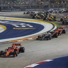 F1 '19: doppietta rossa a Singapore