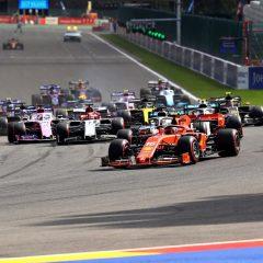 F1 '19: nel lutto di Spa vince Leclerc