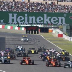 F1 '19: Suzuka per Bottas, rimpianto Ferrari
