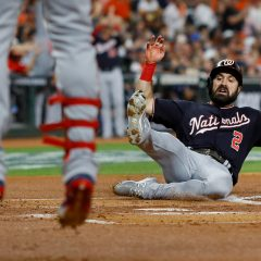 World Series '19: Houston, abbiamo un problema