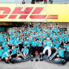 Report F1 '19: Mercedes AMG Petronas Motorsport