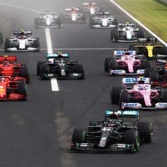 F1 '20: …ancora Hamilton