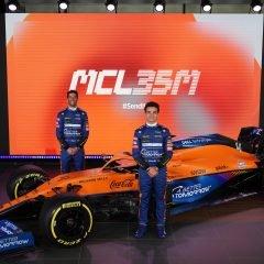 F1 '21: Presentazione McLaren