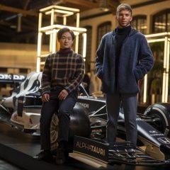 F1 '21: Presentazione Alpha Tauri