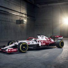 F1 '21: Presentazione Alfa Romeo