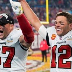 Super Bowl LV: leggenda Brady, schiantati i Chiefs per il settimo anello!