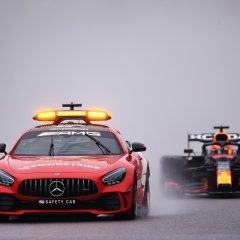 F1 '21: diluvio a Spa, vince il pubblico