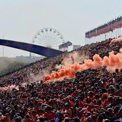 F1 '21: Zona Arancione
