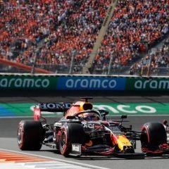 F1 '21: Verstappen a casa Sua