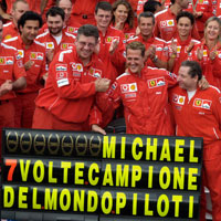 Ferrari 2000-2004: the history of a domination (3)