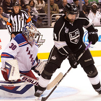 Stanley Cup #1: Justin Williams strikes again