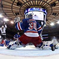 Stanley Cup: L.A. sul 3-0 ipoteca la coppa, ai Rangers resta solo rabbia