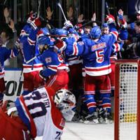 Hockey NHL: soffertissimi Rangers, strepitosi Lightnings
