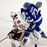 Stanley Cup Finals: Chicago sorpassa con la regola del 2-1