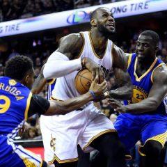 NBA Finals 2016: gara 6, il Re e i suoi Cavalieri