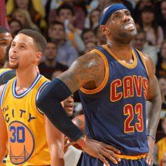 NBA Finals 2016: Clash of Titans