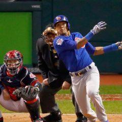 World Series '16: Cubs sul 3-3, ora tutto in una notte