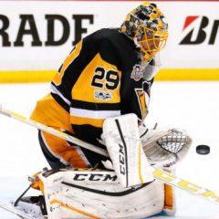 Playoff NHL '17: Penguins, gol e un muro di nome Fleury