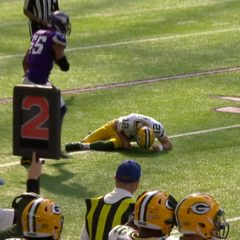 NFL '17 week 6: impresa Steelers, Rodgers out per la stagione