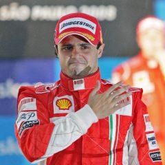 Il saluto di Felipe Massa