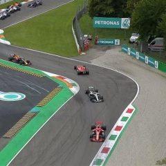 F1 '18: a Monza delusione rossa, Hamilton vince e allunga