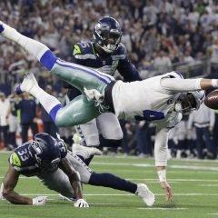 NFL '18-'19 Wild Card: doppio palo a Chicago per il miracolo Eagles