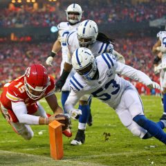 NFL '18-'19 Divisional Round: Chiefs e Rams, avanti tutta