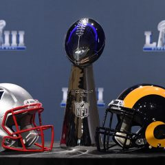 Super Bowl LIII: linea Rams vs Brady, è tutta lì