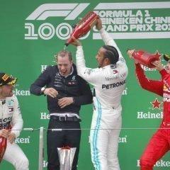 F1 '19: da Shanghai la sentenza della Mercedes
