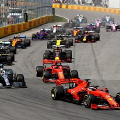 F1 '19: a Montreal vittoria fischiata di Hamilton