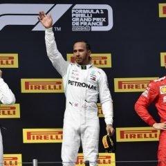 F1 '19: sempre Mercedes anche in Francia