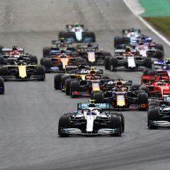 F1 '19: Hamilton vince in casa