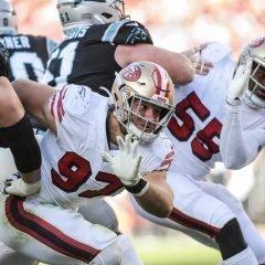 NFL '19: week 8, sontuoso ritorno di Brees, 49ers e Pats sempre intoccabili