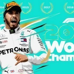F1 '19: Hamilton (6) iridato