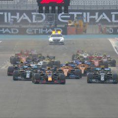 F1 '20: Verstappen vince ad Abu Dhabi