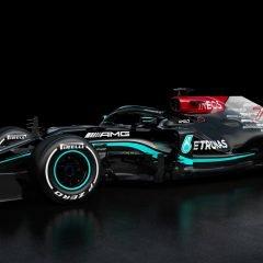 F1 '21: Presentazione Mercedes