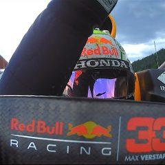 F1 '21: Verstappen anche in Stiria